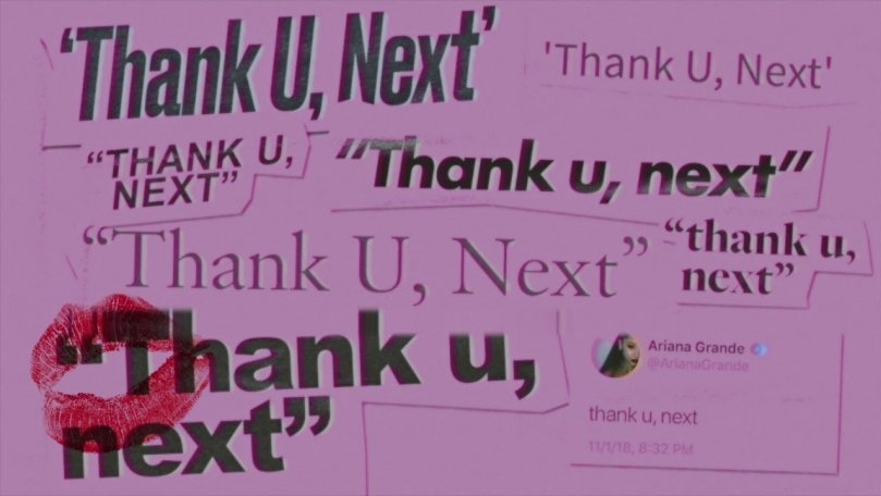 "Ariana Grande Embraces Serial Monogamy on Single ""Thank U, Next"""
