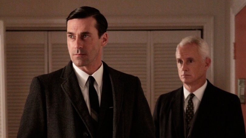 "Mad Men Recap: Season 3, Episode 13, ""Shut the Door. Have a Seat"""