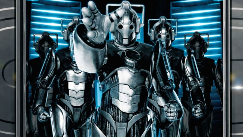 "Doctor Who Recap: Season 2, Episode 6, ""The Age of Steel"""