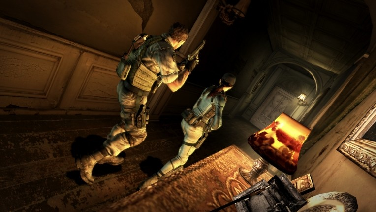 Resident Evil 5 Downloadable Chapters: Lost in Nightmares and Desperate Escape