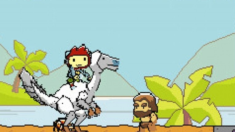 """Quit Embarrassing Me!"": Scribblenauts"