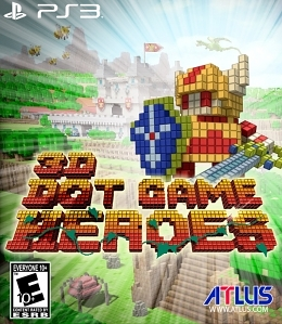 Old Game +: 3D Dot Game Heroes