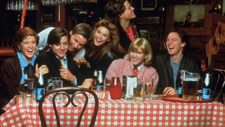 Summer of '85: Tickle Us, St. Elmo's Fire