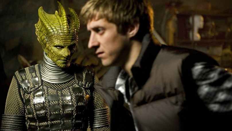 "Doctor Who Recap: Season 5, Episode 8: ""The Hungry Earth"""