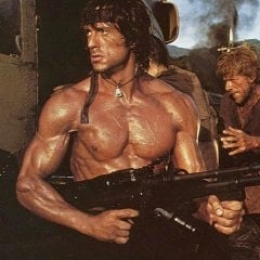 Summer of '85: Rambo: First Blood Part II, Take One