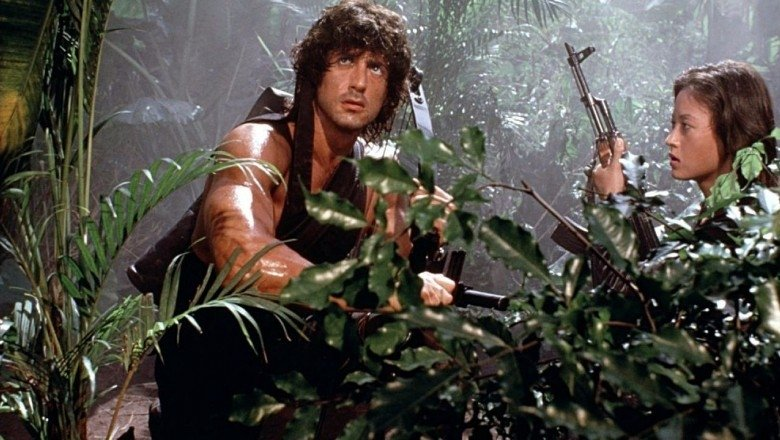Summer of '85: Rambo: First Blood Part II, Take Two