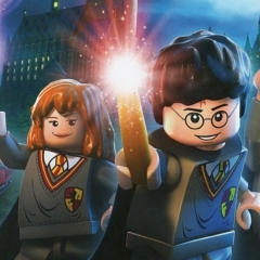 Predictable Magic: LEGO Harry Potter: Years 1 - 4