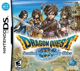 RPG Royalty on Nintendo DS: Dragon Quest IX: Sentinels of the Starry Skies