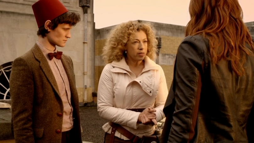 "Doctor Who Recap: Season 5, Episode 13: ""The Big Bang"""
