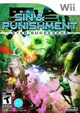 The Joy of Penance: Sin & Punishment: Star Successor