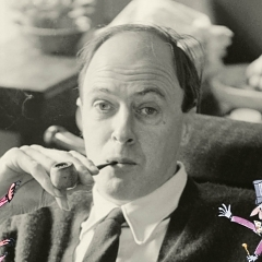 A Very Good And Nasty Sort Of Character Donald Sturrocks Storyteller The Authorized Biography Roald Dahl