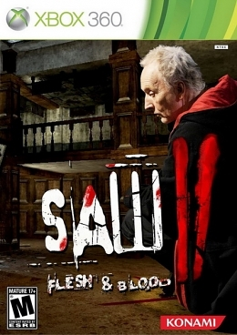 Creepy Posturing Galore: Saw II: Flesh & Blood