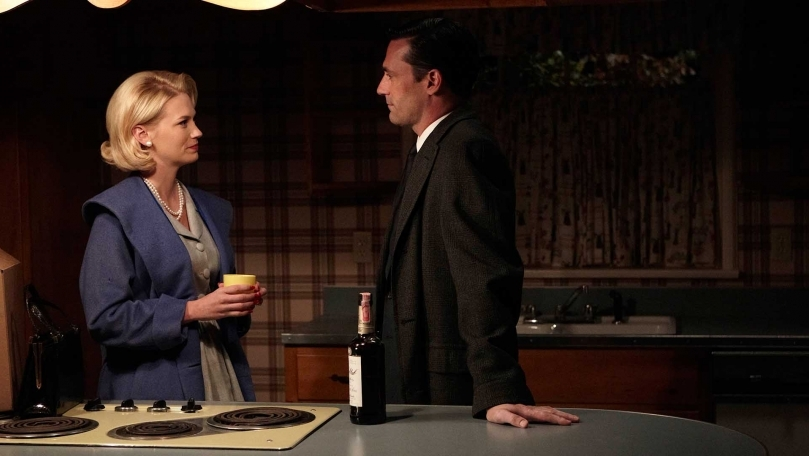 "Mad Men Recap: Season 4, Episode 13, ""Tomorrowland"""