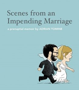 Playing Off Bergman: Adrian Tomine's Scenes from an Impending Marriage