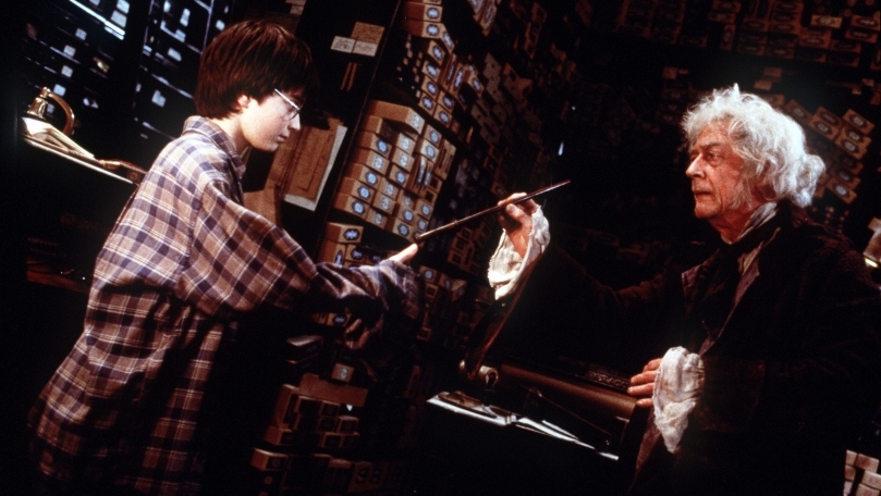 Week with a Wizard, Day 1: Harry Potter and the Sorcerer's Stone
