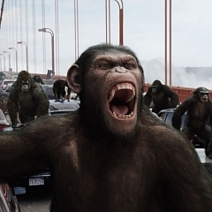 A Half-Baked Puppet Show: Rise of the Planet of the Apes