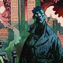 A Successful Pastiche: Mike Mignola & Christopher Golden's Joe Golem and the Drowning City