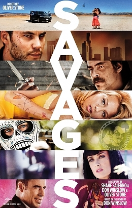 Poster Lab: Savages