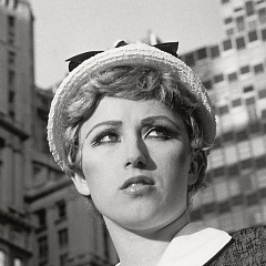 Cindy Sherman and Her Many Guises