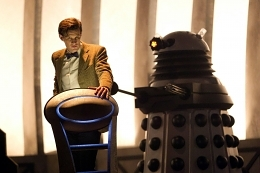 "Doctor Who Recap: Season 7, Episode 1, ""Asylum of the Daleks"""