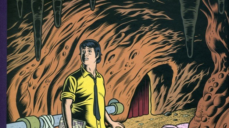 The Call of the Lizard Brain: Charles Burns's X'ed Out and The Hive