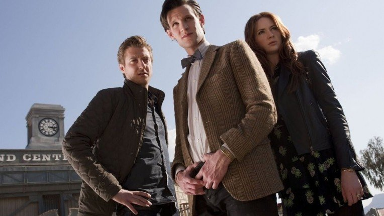 "Doctor Who Recap: Season 7, Episode 3, ""A Town Called Mercy"""