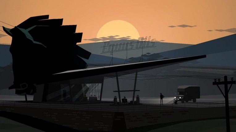 To the Wander: Kentucky Route Zero - Act 1