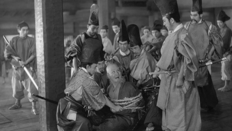 To Live Is To Learn: Kenji Mizoguchi on Screen, on DVD