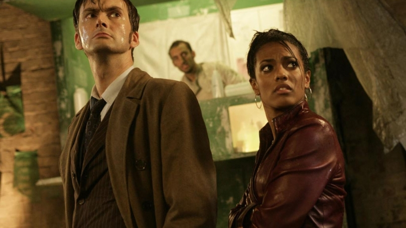 "Doctor Who Recap: Season 3, Episode 3, ""Gridlock"""
