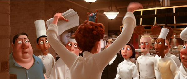 Pixar Week
