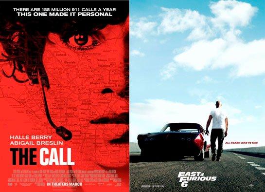 The Call, Fast & Furious 6