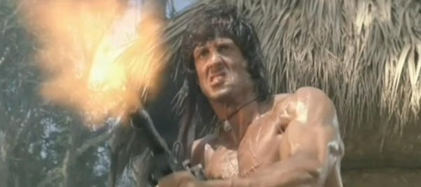 Rambo: First Blood Part II