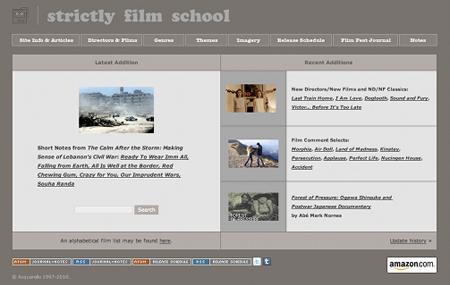 Strictly Film School