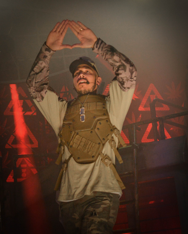 Flosstradamus at Bonnaroo | Photo by Chris Jorgensen