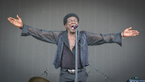 Charles Bradley at Bonnaroo | Photo by Chris Jorgensen