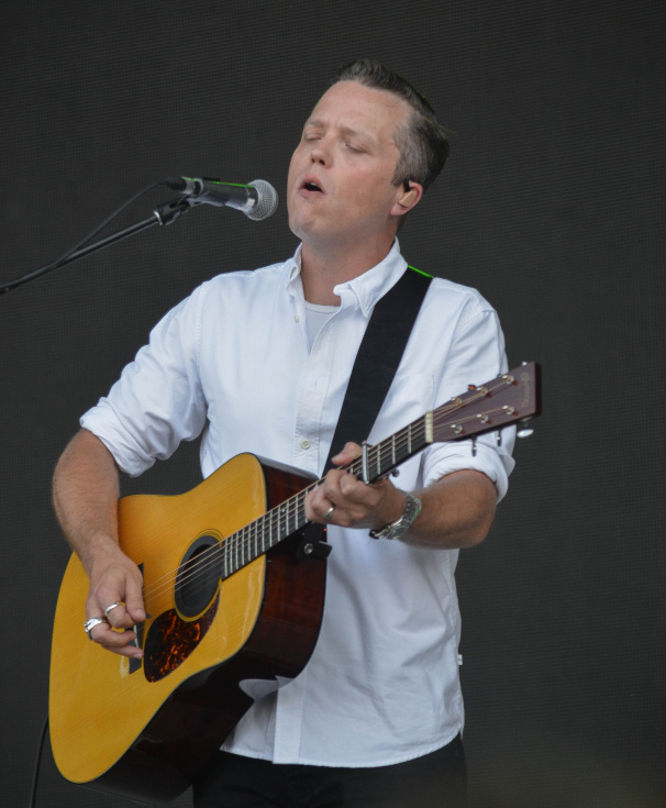 Jason Isbell at Bonnaroo | Photo by Chris Jorgensen
