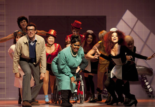 Glee Does Rocky Horror