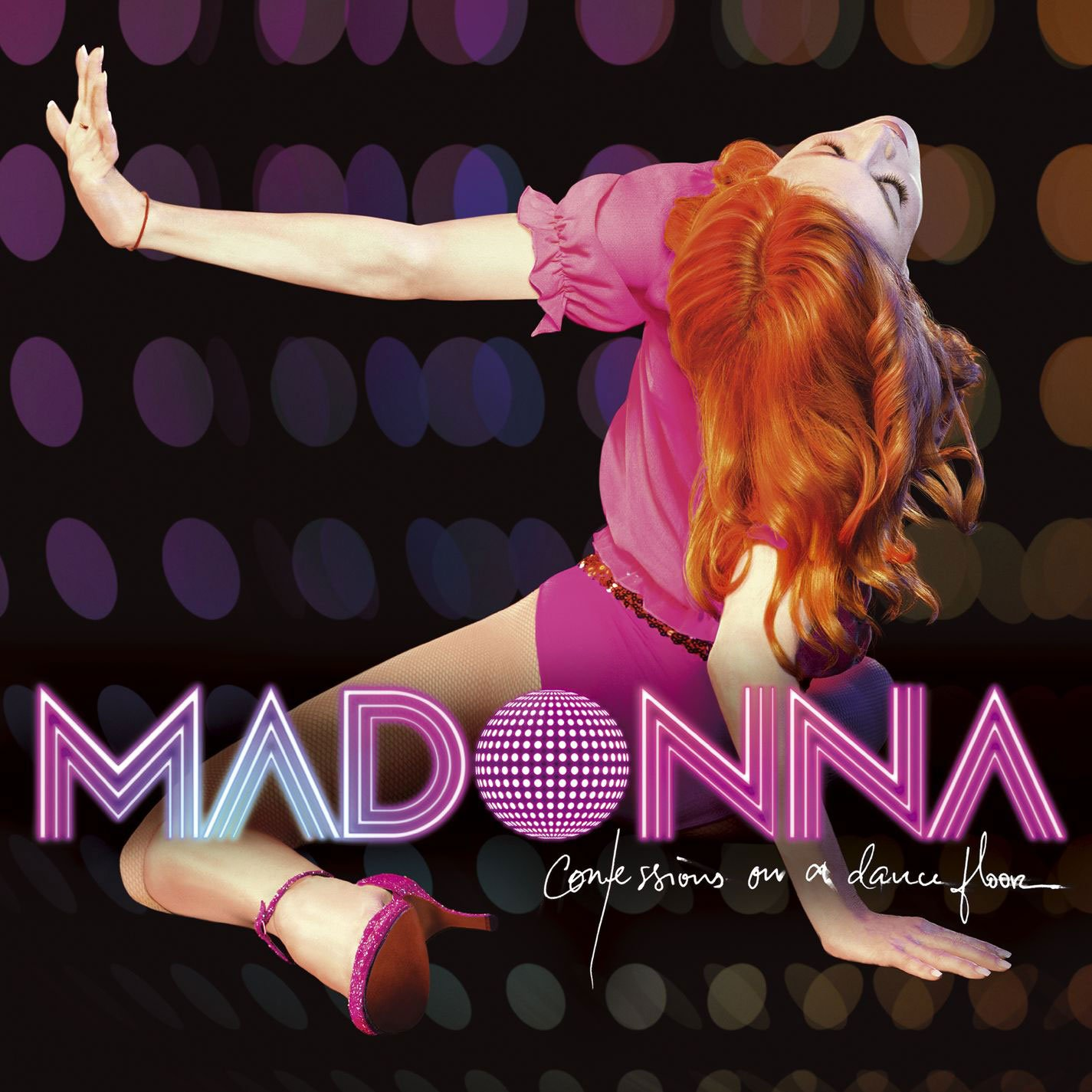 Image result for MADONNA CONFESSIONS ON A DANCE FLOOR