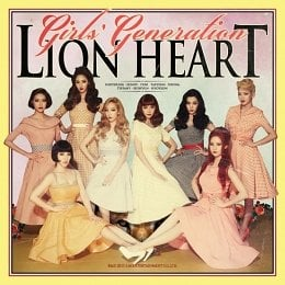 Girls' Generation: Lion Heart