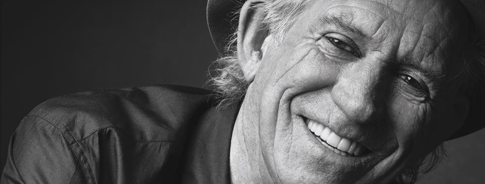Keith Richards: Crosseyed Heart