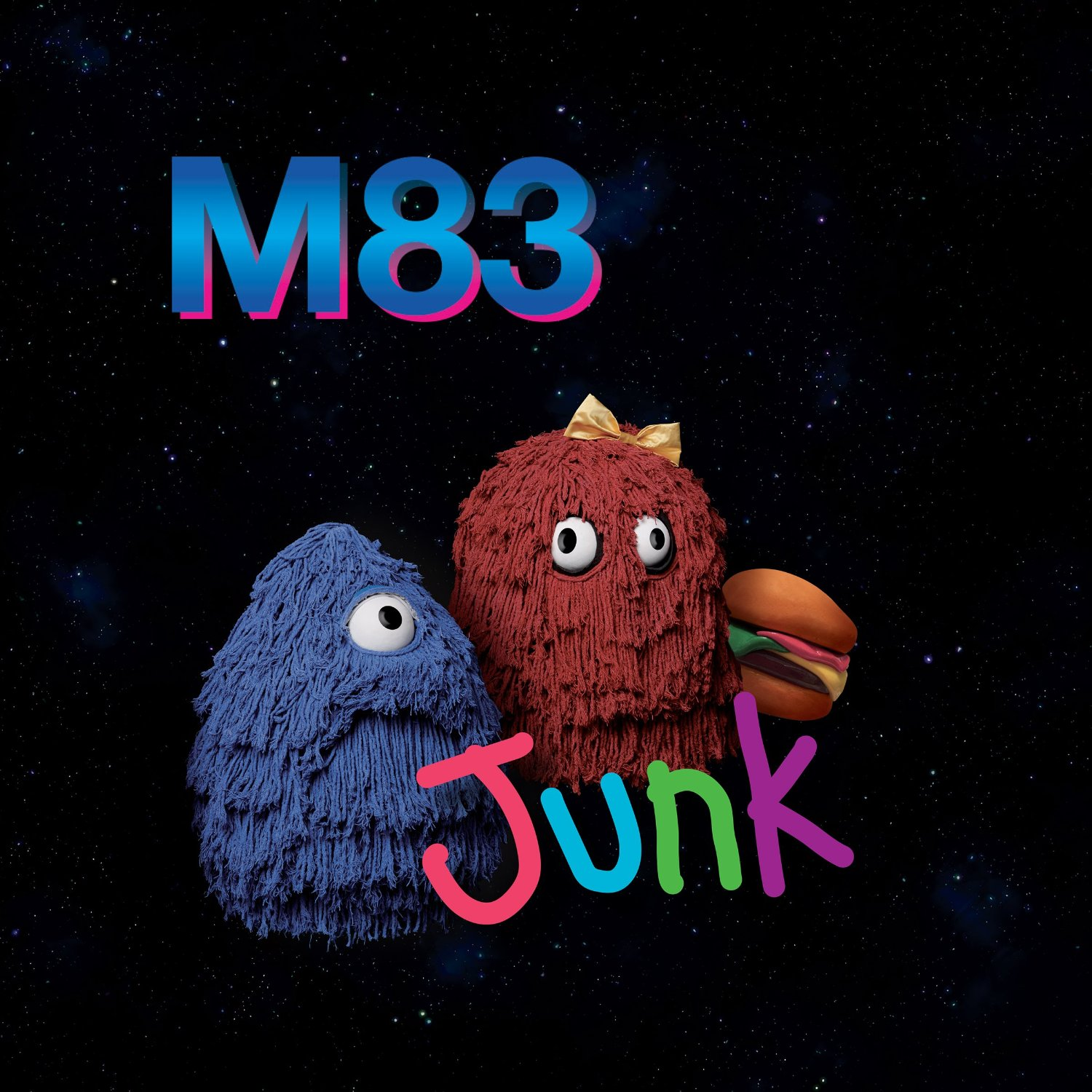M83 – Junk   Album Reviews   Consequence of Sound