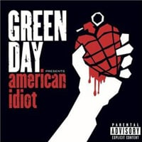 Publicity still for Green Day: American Idiot