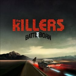 Publicity still for The Killers: Battle Born