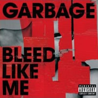 Publicity still for Garbage: Bleed Like Me