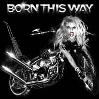 Publicity still for Lady Gaga: Born This Way