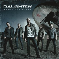 Publicity still for Daughtry: Break the Spell