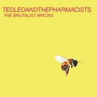 Publicity still for Ted Leo and the Pharmacists: The Brutalist Bricks
