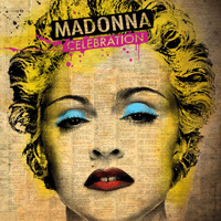 Publicity still for Madonna: Celebration