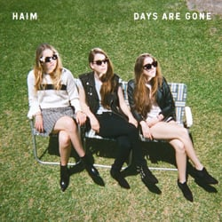 Publicity still for HAIM: Days Are Gone