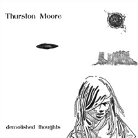 Publicity still for Thurston Moore: Demolished Thoughts